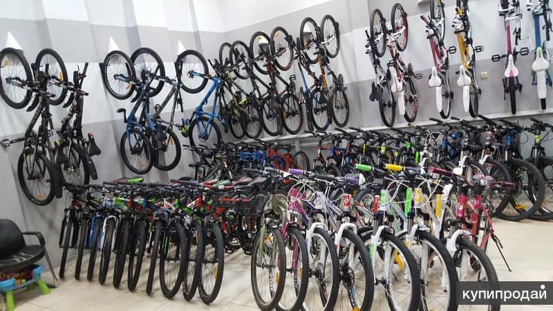 Велосипеды от Российских производителей