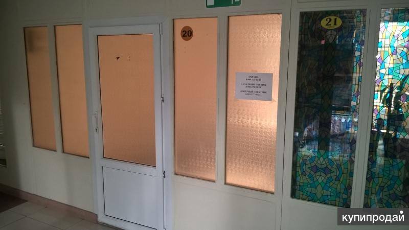 """Сдается офисное помещение 15 м2, по адресу: ул. Конева 2, ТП """"Солнечный"""", 2 этаж"""