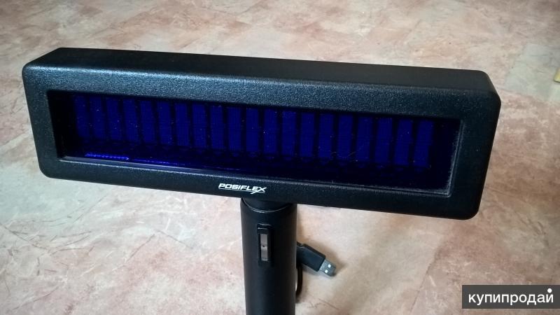 Дисплей Posiflex 2800 драйвер