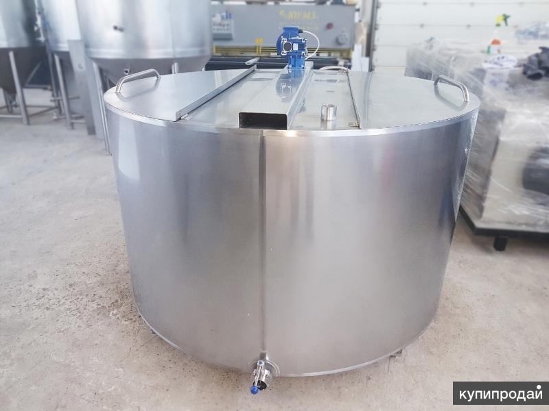 Охладитель молока открытого типа (Вертикальный)