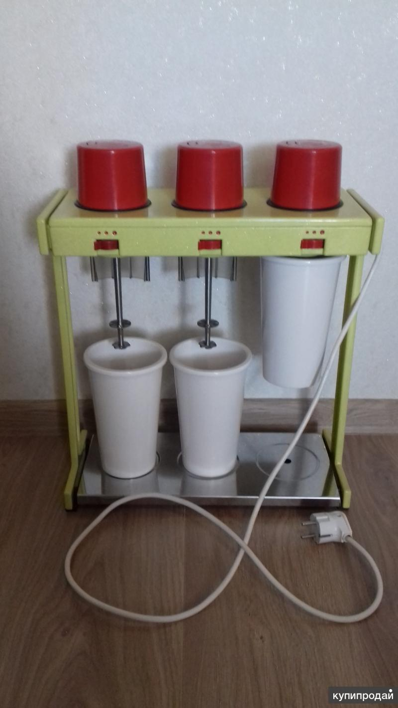 Продам миксер для молочных коктейлей Воронеж СжН-3