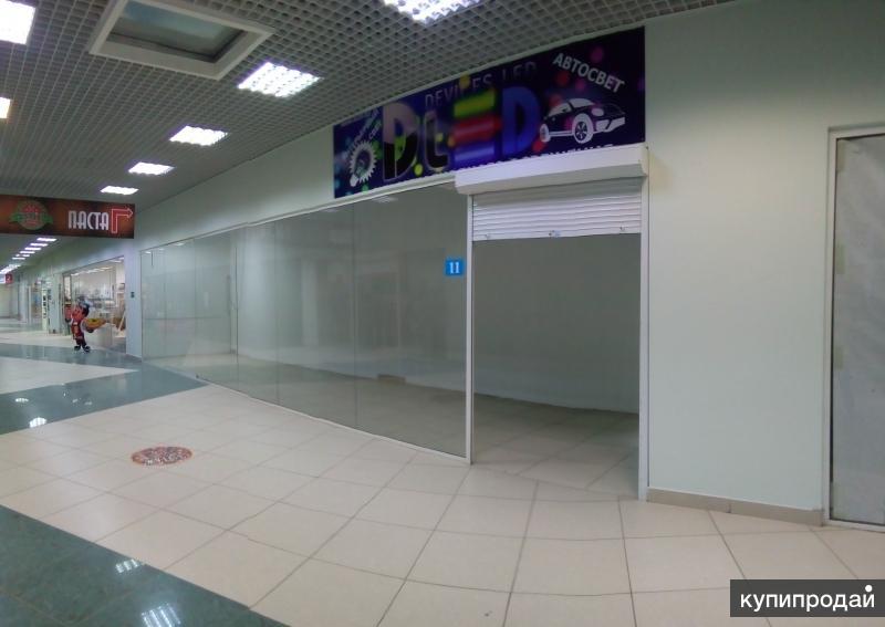 Торговая площадь 134,7 кв.м. ТЦ Свердловск