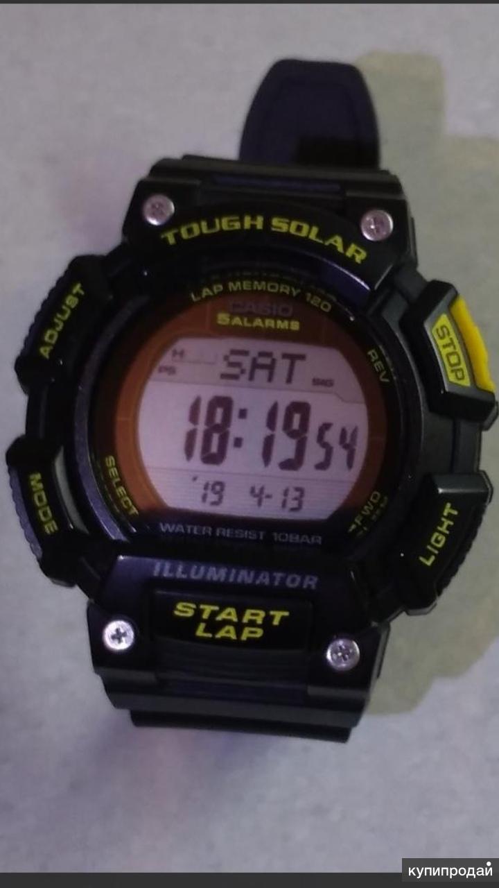 Часы Casio STL-S110H-1C