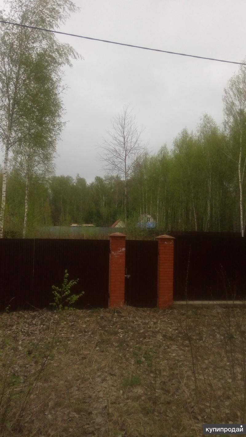 Продаю 8,4 сотки в СНТ Дорожник р-н д.Ланьшино Серпуховский р-н