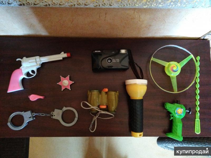 Все игрушки