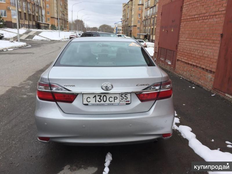 Toyota Camry, 2016 Срочно!!!!