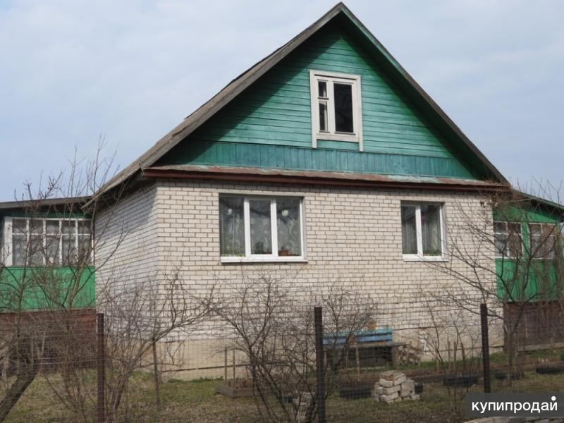 Дом 90 м2 в экологически чистом районе