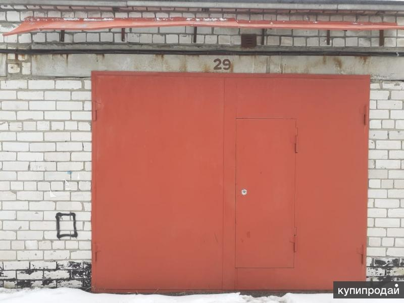 Продаю кирпичный гараж.