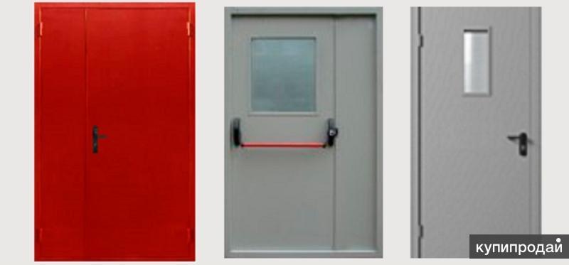 Производство тамбурных дверей
