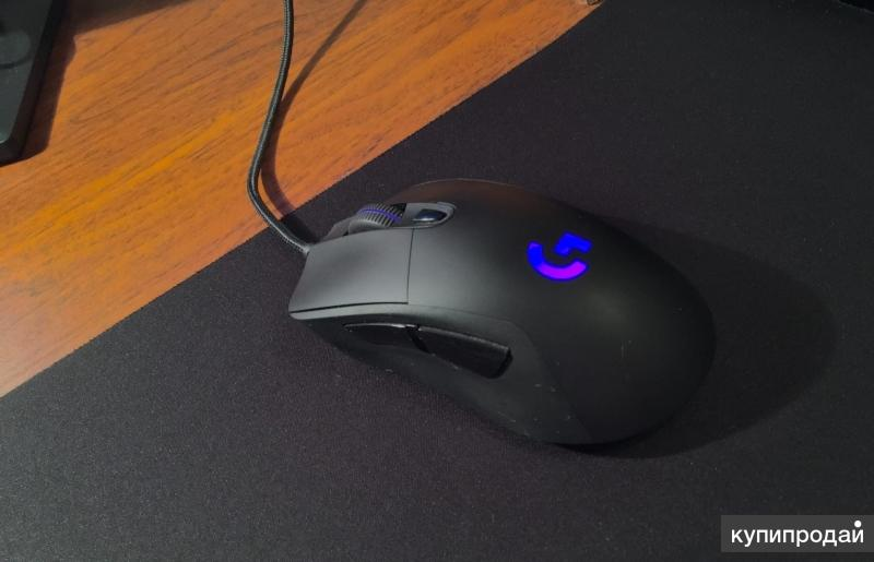 Игровая мышь Logitech g403.