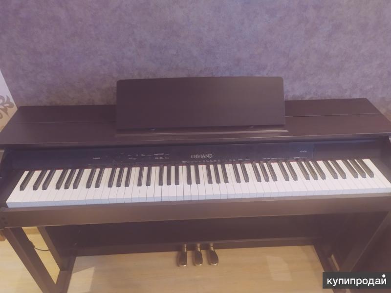 Электронное пианино Celviano CASIO Ap-450.