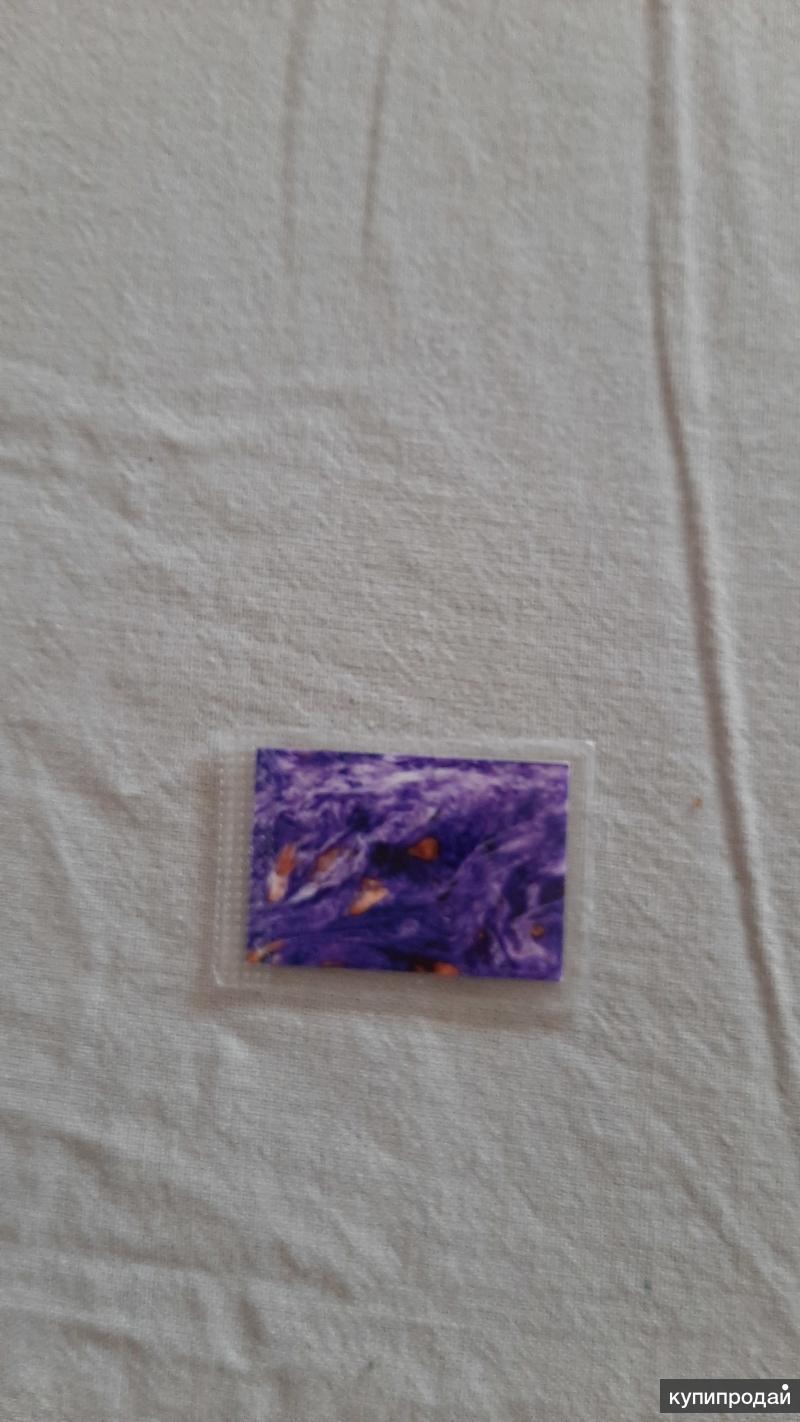 Структурированная вода ENTURIA фиолет