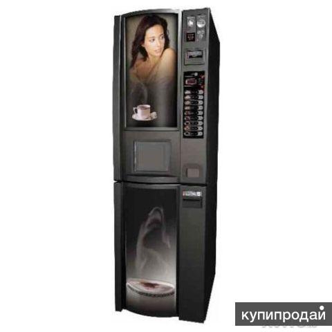 Готовый бизнес - кофейный автоматы