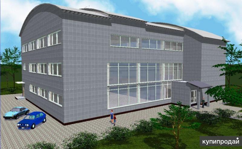 Сдается 2 этаж в торговом комплексе в центре города Коммунар