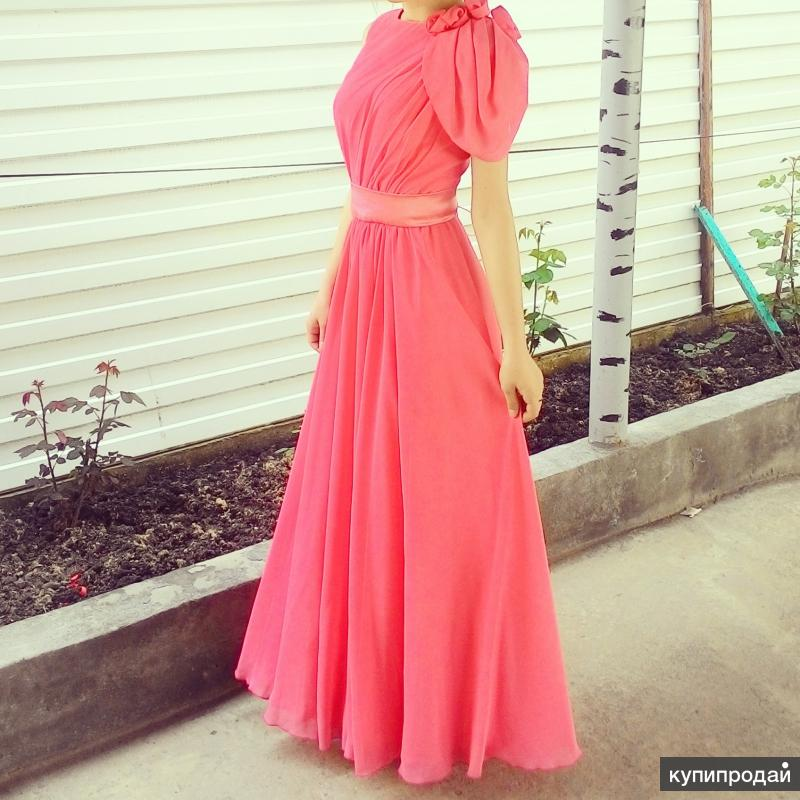 Срочно продам красивое новое платье ☺