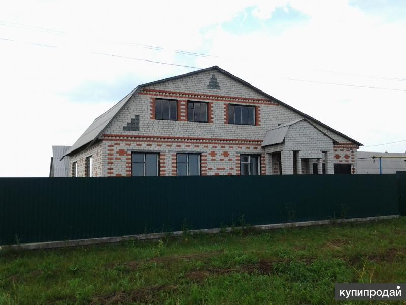 Продается комфортный 2хэт. дом в Черноземье