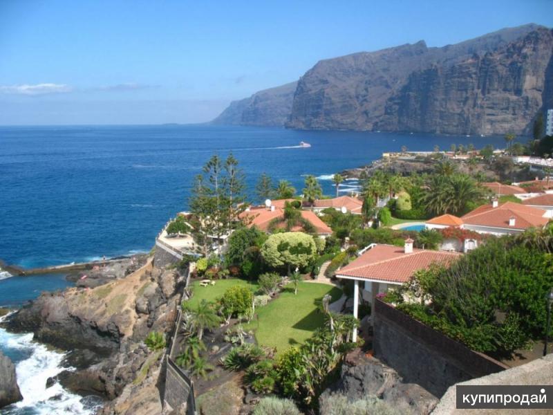 Купить недвижимость на канарах недорого на берегу моря