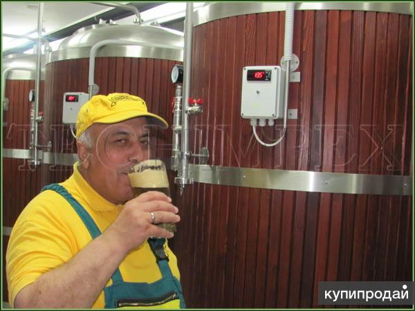 Производство пива - пивзавод, пивоварня BlonderBeer