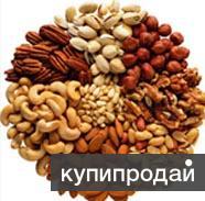 Орехи и ореховые полуфабрикаты