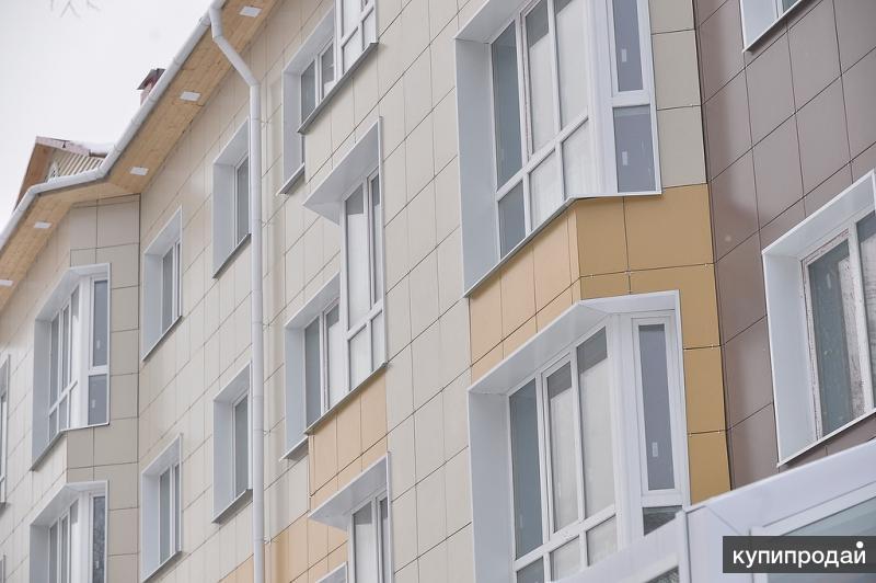 Вентилируемые фасады, навесные вентилируемые фасады. Поставка и монтаж.