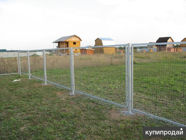 Заборные секции с доставкой в Балашихе