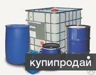 Продажа промышленной химии, химического сырья.
