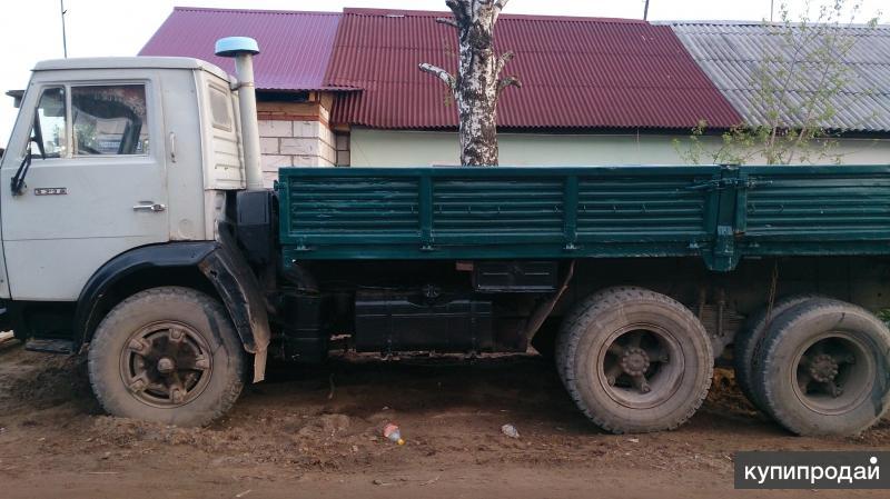 Камаз5320