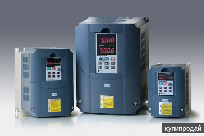 преобразователь частоты купить для мотора кВт любой мощности