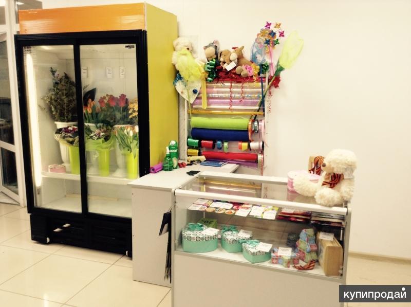 Готовый бизнес - магазин Цветы