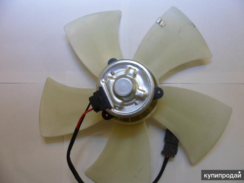 Вентилятор радиатора в сборе Honda C-RV 2002-2006