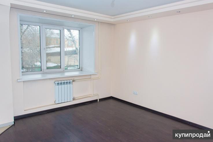 Продается 3-комнатная квартира в центре г. Кызыла
