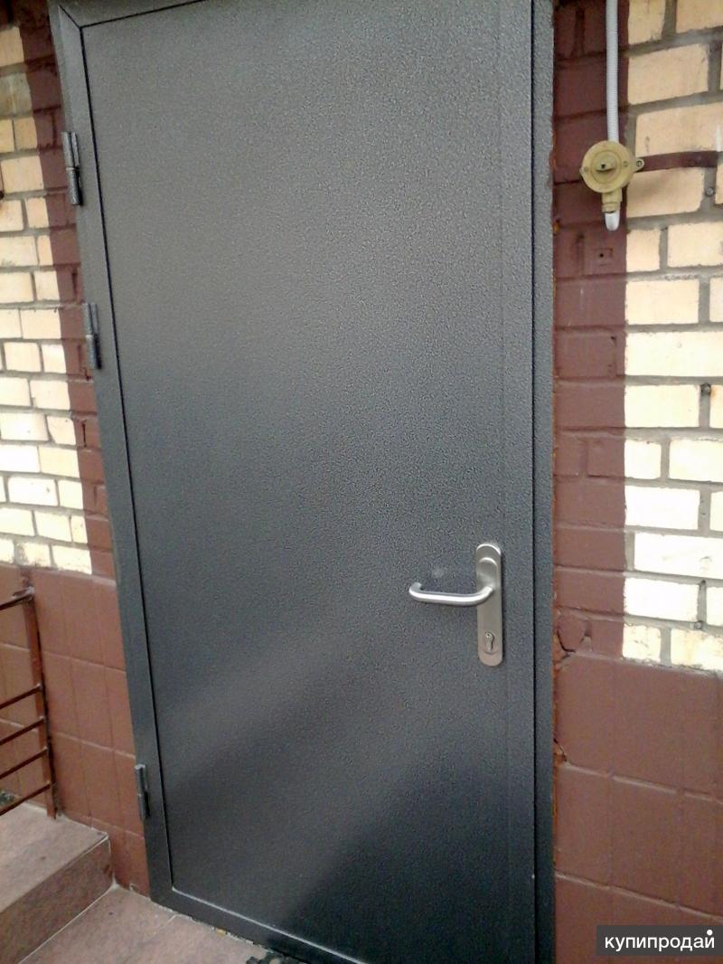 стальные двери от производителя в домодедово