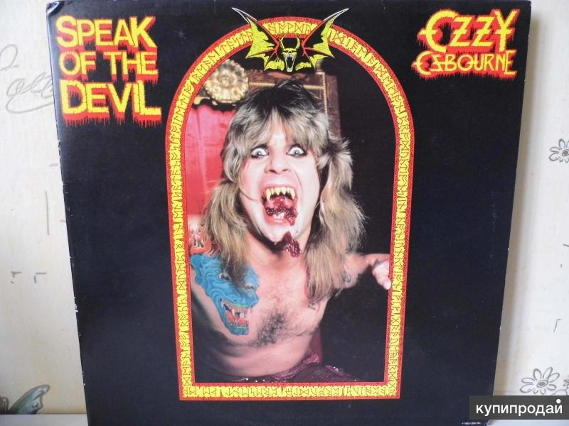 Ozzy Osbourne / Speak Of The Devil / USA / 1982