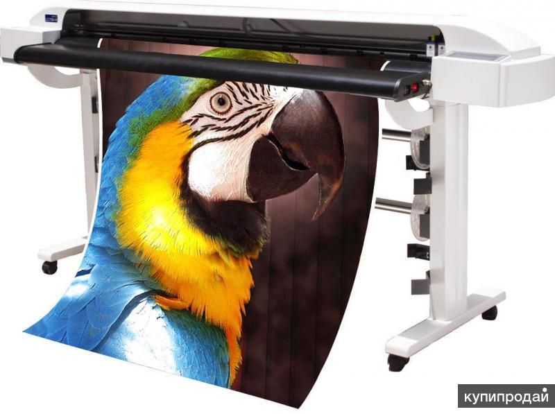 Продается печатный салон