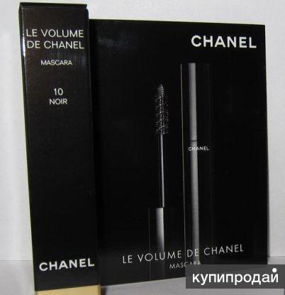 Новая Тушь Chanel Le Volume