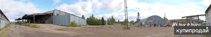 Помещение под производство и склад 96143 кв.м