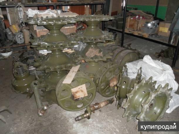 Запчасти МТЛБ, ТГМ, ГТТ, ГАЗ 71, 34039, АТС59 в г.Красноярск
