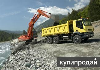 Продажа щебня в Хабаровске