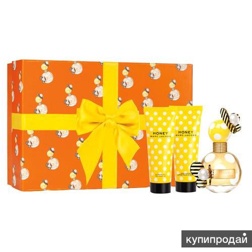 Подарочный набор Marc Jacobs Honey (w) Парфюмированная вода 50 мл. + Гель для ду