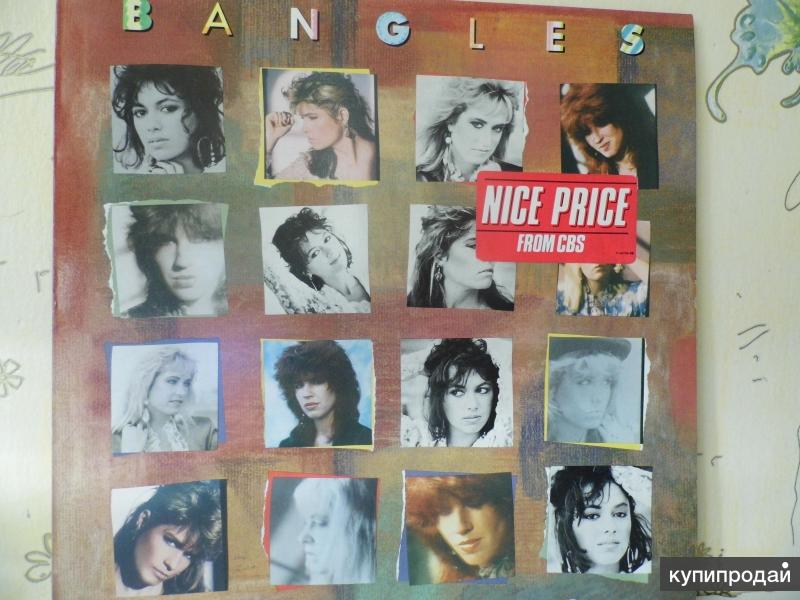 Диск Bangles / Different Light / 1985