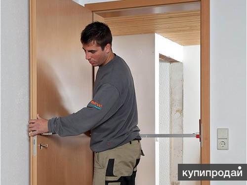Установка Дверей в Липецке