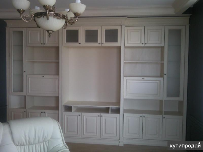 Производство шкафов на заказ.