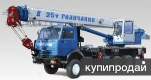 Автокран Галичанин КС-55713-1В НОВЫЙ