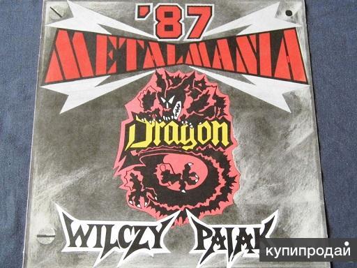 """Митол / Metalmania """"87 / Poland / 1987"""