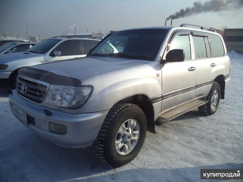Toyota Land Cruiser, 2005 год