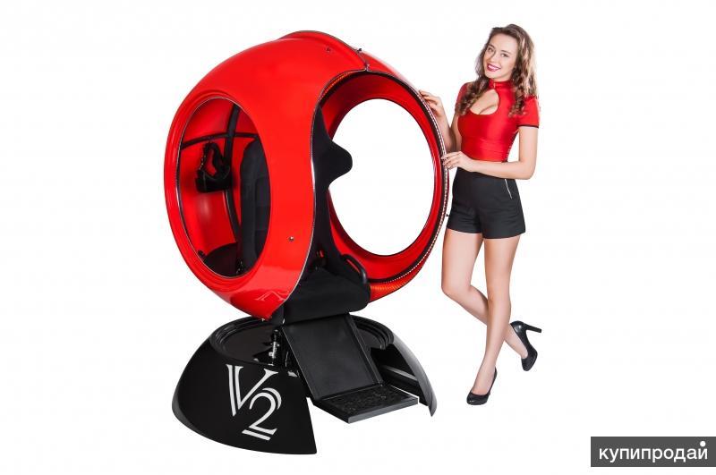 FutuRift V2 динамический аттракцион бизнес Oculus