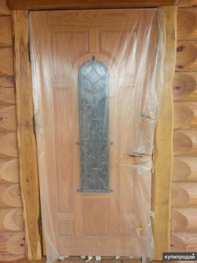 железная дверь в городе дмитров