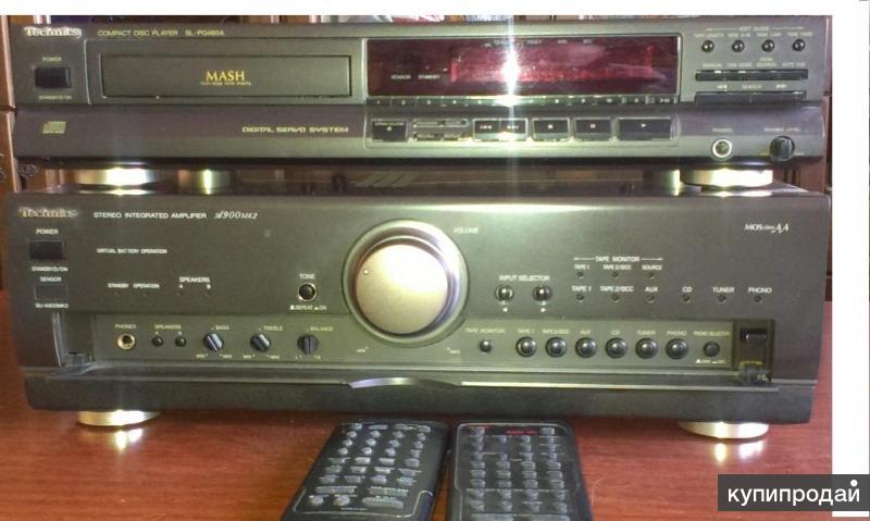 CD проигрыватель Technics SL-PG360A