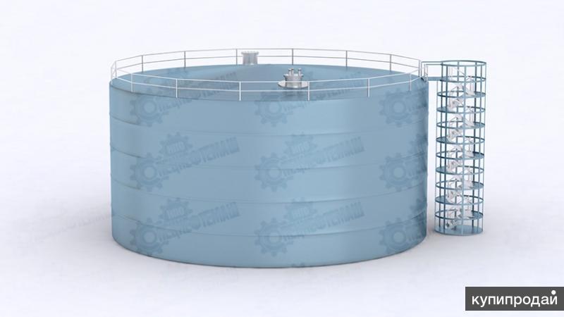 Емкости для хранения нефтепродуктов