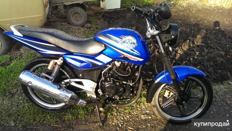 Мотоцикл Райсер Магнум 200 куб